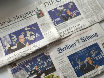 Blatter-Titelseiten