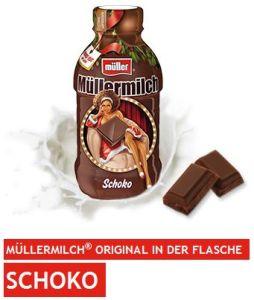 Müllermilch Schoko
