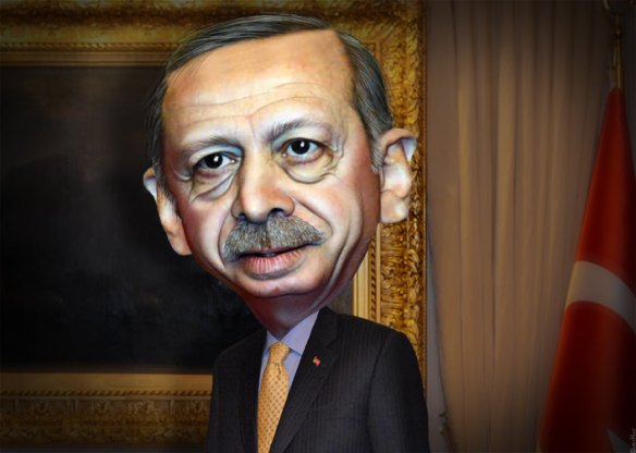 Erdogan_Karrikatur